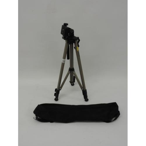 532 - Camera tripod...