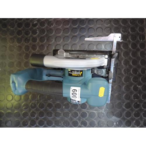 600 - Erbauer cordless circular saw...