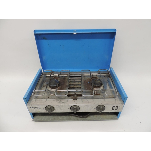 601 - Camping gas cooker...