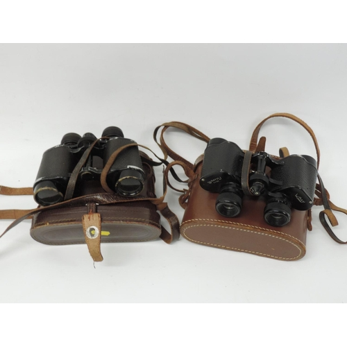 720 - Cased binoculars...