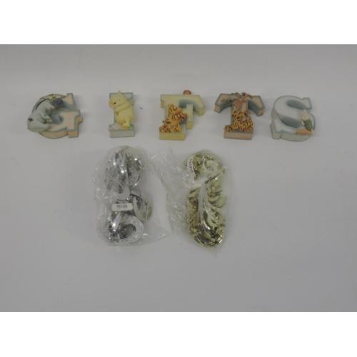 721 - Alphabet letters etc...