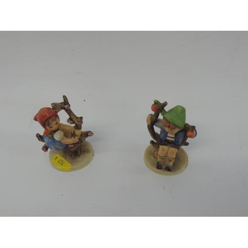 723 - 2x Goebel figures...