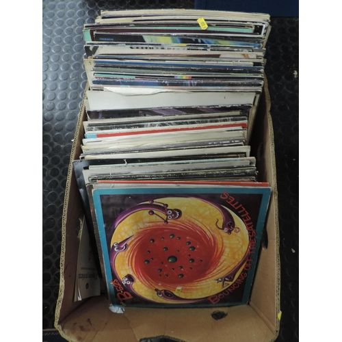 804 - Box of LPs...