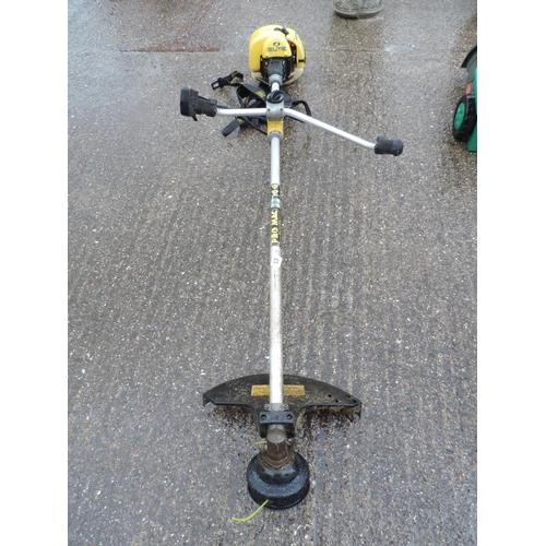 83 - Petrol lawn mower...