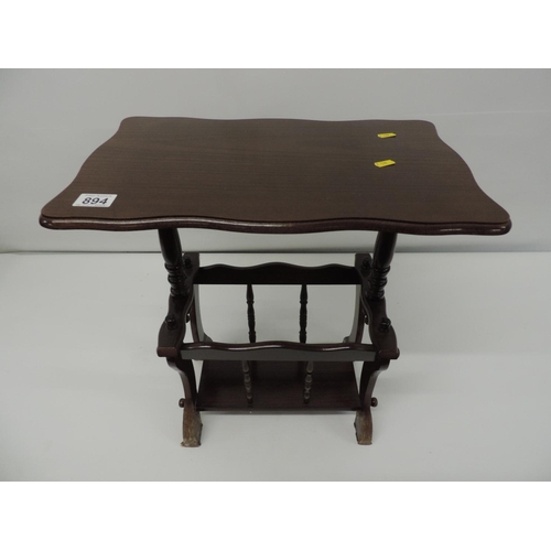 894 - Occasional table...