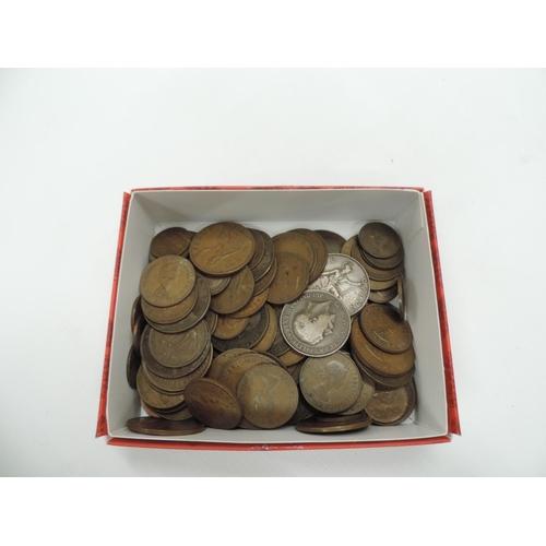936 - Quantity of predecimal coins...