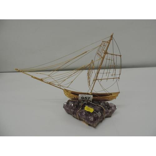 957 - Galleon...