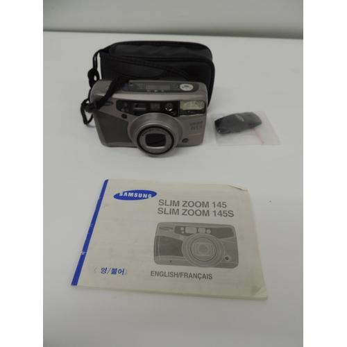 977 - Samsung slim zoom camera...