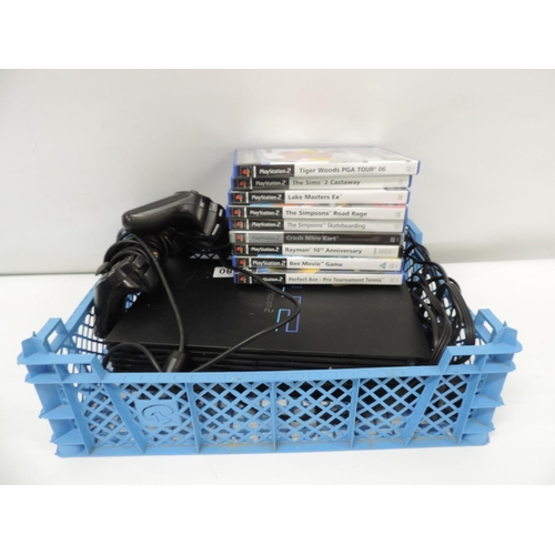 980 - Sony Playstation2 and games...