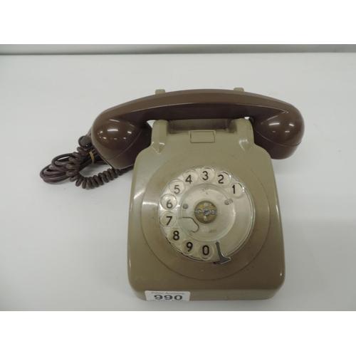 990 - Vintage telephone...