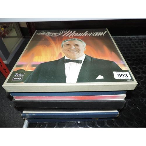 993 - Classical music albums...