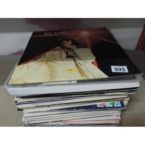 995 - Quantity of LPs...