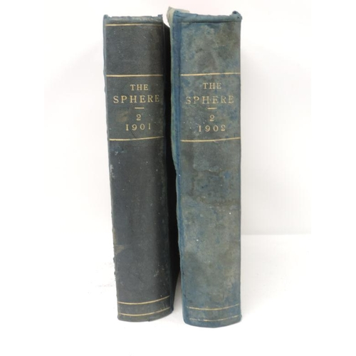 1004 - Bound volumes of The Sphere...