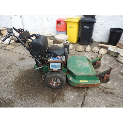 15 - Textron Zero turn lawn mower...