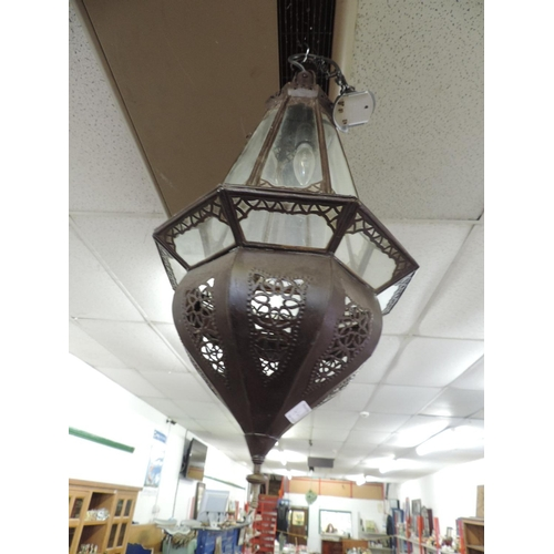 445A - Decorative lantern style ceiling light...