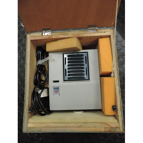 689A - Boots slide projector in box...