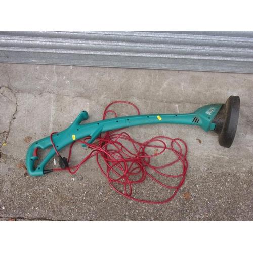 92J - Bosch electric strimmer...
