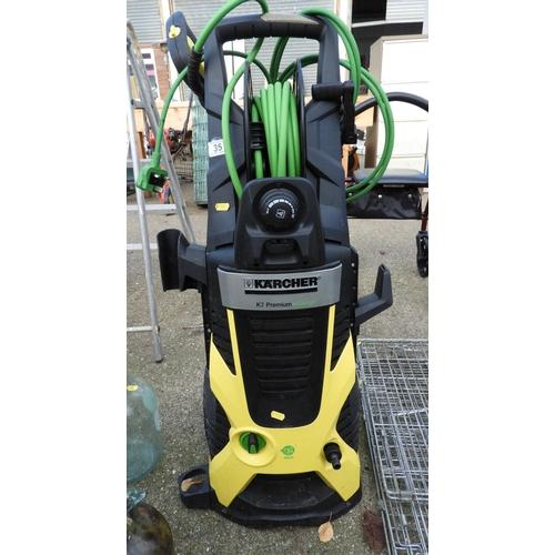 35 - Karcher K7 Premium Ecologic Pressure Washer...