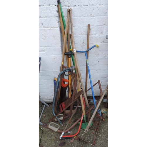 9 - Quantity of Garden Tools...
