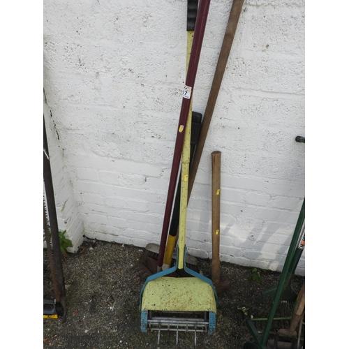 17 - Quantity of Garden Tools...
