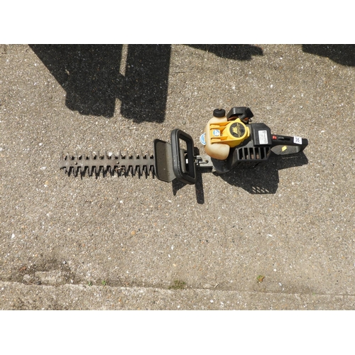 35 - McCulloch Petrol Hedge Trimmer...