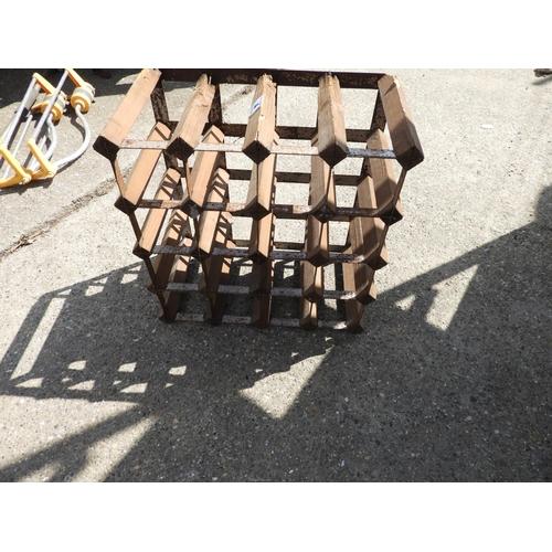 4 - Wine Rack...