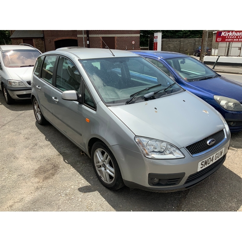 20C - Ford focus Cmax SM04GUW Mot 12 August 2019...