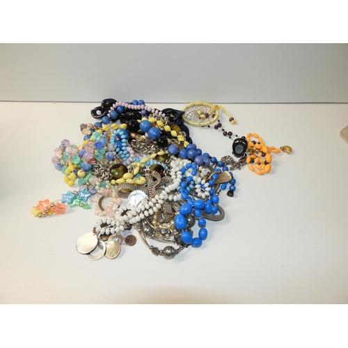 544 - Costume Jewellery
