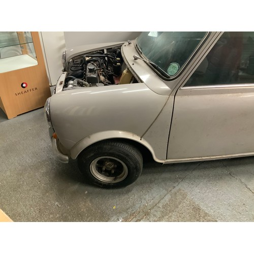 20A - Mini Cooper S 1971 Reg: GGY 27J - 1275cc - Direct from Deceased Estate - Last Taxed in 1991 - Sold W...