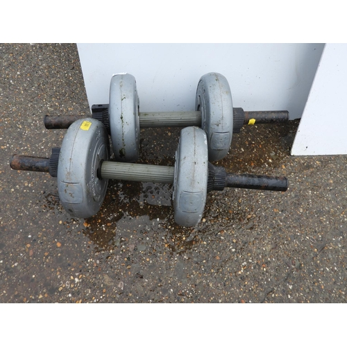 13 - Exercise Weights...