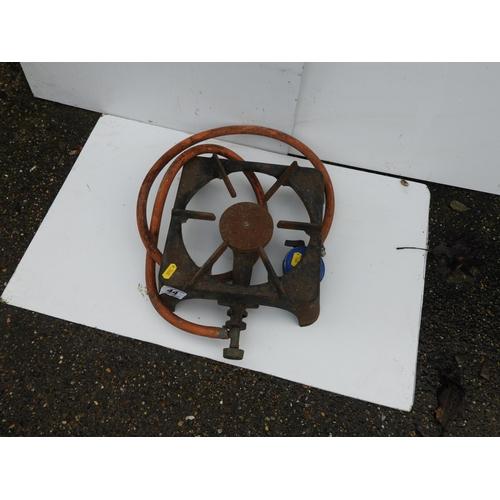 44 - Gas Burner Ring...