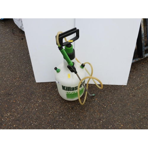 5 - Garden Sprayer...