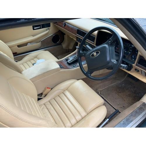 20B - Jaguar XJS 5.3 V12 Reg: J709 RTA - Direct from Deceased Estate - 14 Service Stamps Last at 115k on 2...