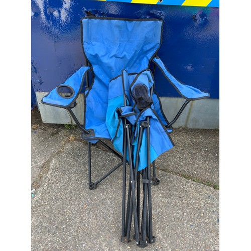 7 - 2x Camping Chairs
