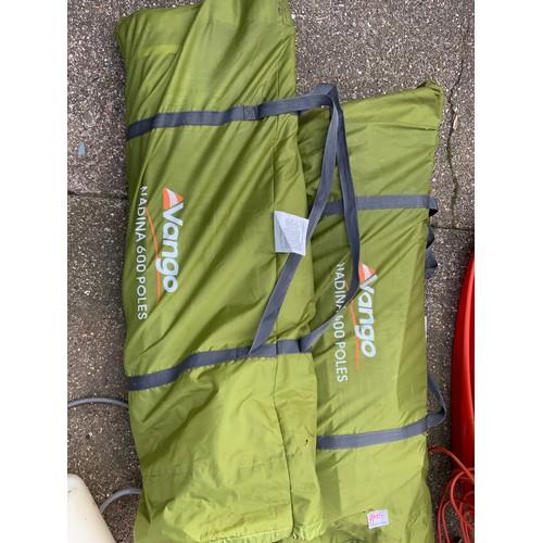 43 - Large Quantity of Vango Tent Poles