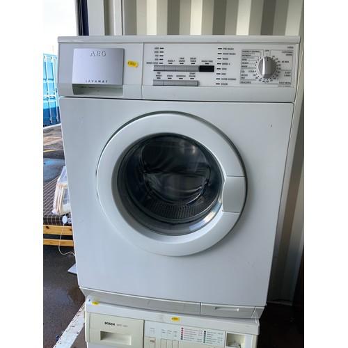 752B - AEG Washing Machine
