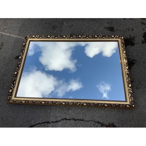 260 - Gilt Framed Mirror - 100cm x 70cm
