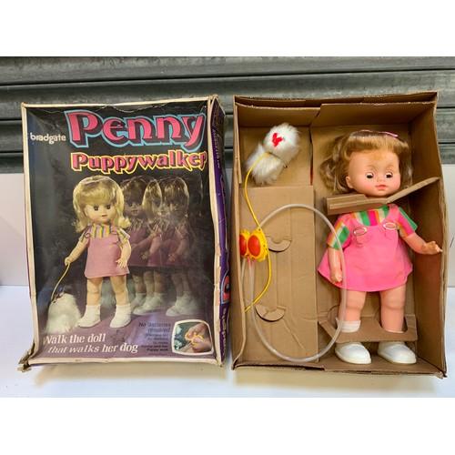 704 - Bradgate Vintage Toy - Penny Puppywalker