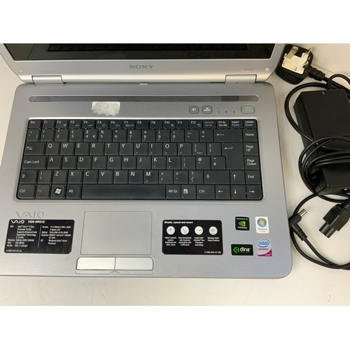 201 - Sony Laptop
