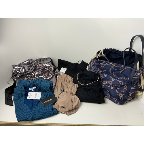 413 - New Old Stock - Ladies Clothes and Handbag