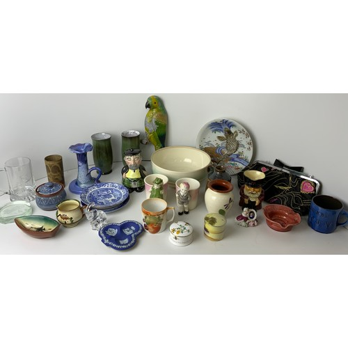494 - Quantity of China and Ornaments etc