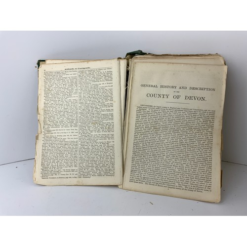 110 - Whites Trade Directory of Devonshire 1878