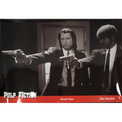 1 - Pulp Fiction Laminated Poster...