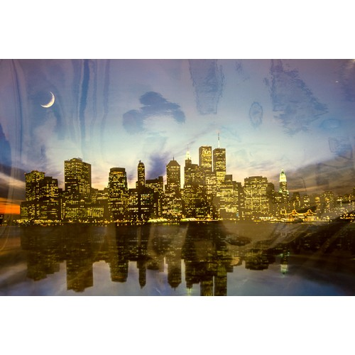 3 - Scarface and City Skyline Laminated Posters, Approx 60cm x 85cm (2)...
