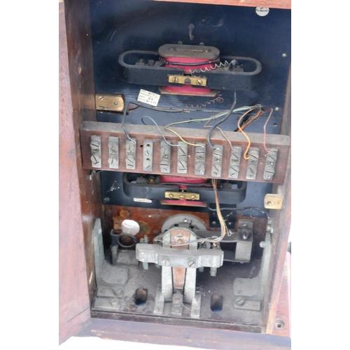 26 - Lancashire & Yorkshire Railway absolute block instrument, ex service condition, faces good. (Postage...