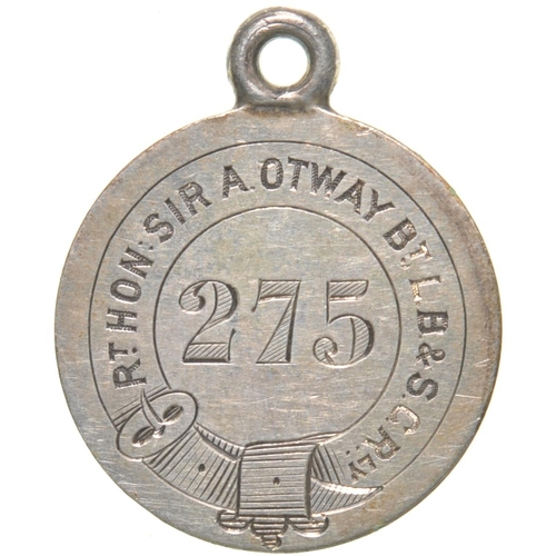 101 - A director's pass, Great North of Scotland Railway, Rt Hon Sir A Otway BT, LB&SCRly. 1