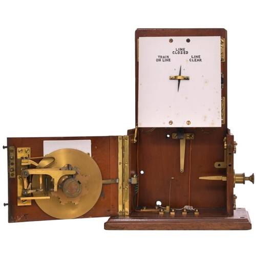 79 - A Tyers permissive block instrument, in fine original condition, overall height 18½