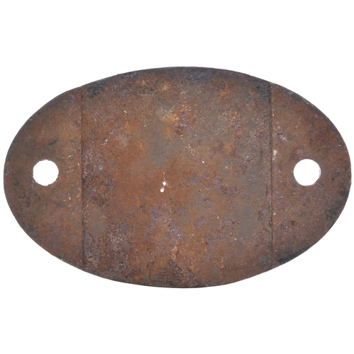 10 - A shedplate, 14D Neasden (February 1958-June 1962). This ex Great Central Railway London shed was pr...