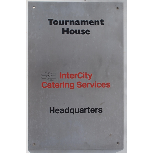 13 - British Rail Intercity office building plaque