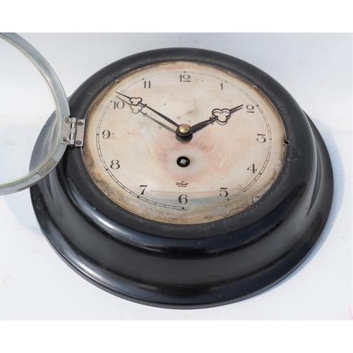 3 - British Railways (Western) wall clock by Elliot No. 5297, 9 1/4